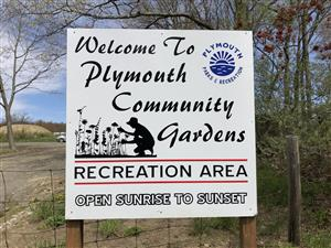 Plymouth Community Garden